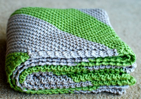 Diagnonal Baby Blanket Pattern Sewing Patterns For Baby